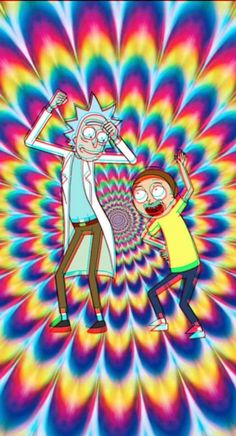 Pin Moon Child On Things To Do When Bored In 2019 Rick intended for Rick And Morty Wallpaper Trippy - All Cartoon Wallpapers Trippy Rick And Morty, Rick I Morty, Trippy Wallpaper, Cartoon Wallpaper, Smoke Wallpaper, Computer Wallpaper, Psychedelic Art, Rick And Morty Poster, Trippy Pictures