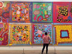 YAYOI KUSAMA: My Eternal Soul at The National Art Center, Tokyo 10th Anniversary