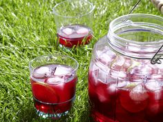 Hibiscus-Lime Tea