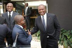 """Côte d'Ivoire : le gouvernement réitère son engagement à permettre à l'opposition de mener """"librement"""" ses activités :http://www.lementor.net/?p=19406"""