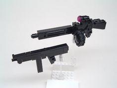 mech guns