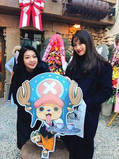 Dami and Siyeon