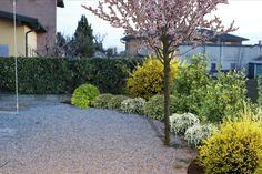 Garden low manutention rendering