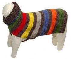 striped dog sweater | Dog Sweaters : Pet Sweaters : Sweaters for Dogs : Knit Dog Sweaters
