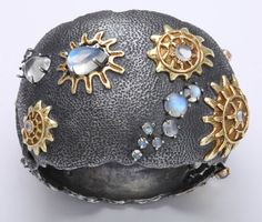 Neptune Cuff by Marilyn Cooperman image 2