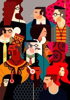 Jonny Wan   Illustrators   Central Illustration Agency