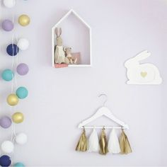 Do it yourself also known as DIY is the method of building modifying or repairing something without the aid of experts or professionals Girl Room, Girls Bedroom, Bedroom Ideas, Cotton Ball Lights, Kid Rooms, Project Nursery, Nurseries, Nooks, Kids House