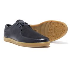 Bailey Gum Shoe Deep Navy
