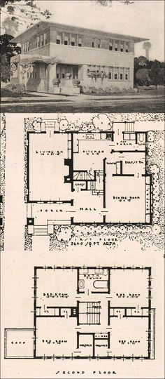 1916 Garden City Plans - Design 22