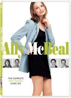 Amazon.com: Ally McBeal: Season 1: Greg Germann, Peter MacNicol: Movies & TV