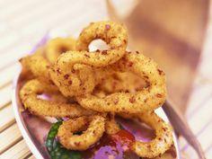 Frittierter Tintenfisch ist ein Rezept mit frischen Zutaten aus der Kategorie Tintenfisch. Probieren Sie dieses und weitere Rezepte von EAT SMARTER!
