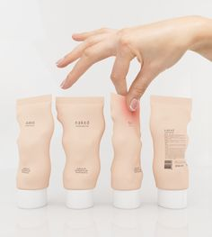 Naked - Intimate Care Products (Concept) on Packaging of the World - Creative Package Design Gallery