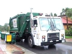 Garbage Trucks Part II...for garbage truck lovers everywhere
