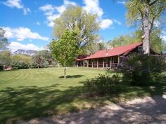 Klondike Ranch, a Buffalo, WY Dude Ranch inspected and approved by the Dude Ranchers' Association Buffalo Wyoming, All Inclusive Trips, Ranch Vacations, Horseback Riding, Family Travel, National Parks, To Go, Houses, Adventure