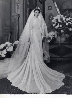 1940 wedding dresses
