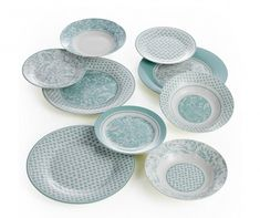 Main Thumb 18th, Alice, Plates, Tableware, Kitchen, Licence Plates, Dishes, Dinnerware, Cooking