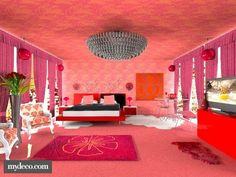 So going to be my dream room!