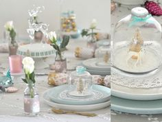 Kerst tafels.   http://anoukdekker.nl/kerst-tafels/