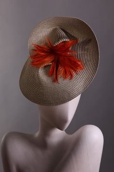 Laurence Bossion SS 2014  #millinery #judithm #hats