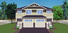 Multi-Family Plan 96213 | Craftsman Plan with 4446 Sq. Ft., 10 Bedrooms, 8 Bathrooms, 2 Car Garage