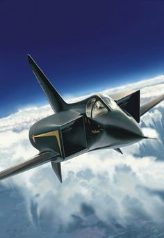 "Super mirage ""mach 3"""