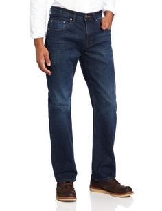 Lee Men's Modern Series Relaxed Fit Boot Cut Stretch Jean