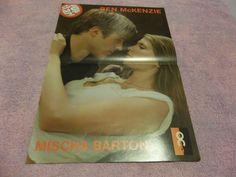 Ben Mackenzie Misha Barton poster  clipping #UF | Books, Magazine Back Issues | eBay!