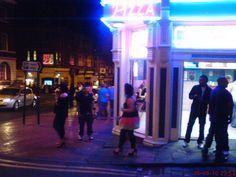 Takeaway, Westgate Wakefield. Wakefield, Times Square, Dark, Concert, Recital, Concerts