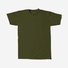 Basic Tees, Army, Gi Joe, Military