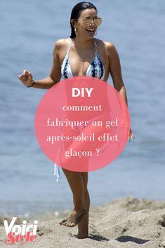 Découvrez notre recette pour calmer votre peau échauffée par le soleil sur Voici.fr Voici, Bikinis, Swimwear, Diy, Fashion, Recipe, Bathing Suits, Moda, Swimsuits