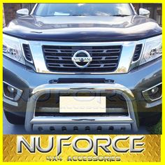 Part No NNANPNBB603S UNINB683SS Brand New Stainless Steel Nudge Bar for Nissan Navara NP300 2017 High Quality 76MM 3 304 Grade Stainless Steel Spot Light ..., 1089034313