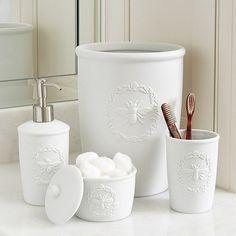 Bee Porcelain Soap Dispenser