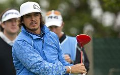 Rickie Fowler will be rocking an all-orange driver at the British Open