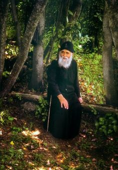 """""""Struggle with all your power to gain Paradise. And do not listen to those who say that everyone will be saved. This is trap of Satan so that we won't struggle"""" – Saint Paisios"""