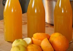 Lemon and orange squash. Makes approx 2 litres concentrate. FULL RECIPE HERE Orange Drink Recipe orange crush drink recipe orange drink mi. Orange Drink Recipes Non Alcoholic, Orange Drinks, Drinks Alcohol Recipes, Orange Recipes, Fruit Recipes, Vegan Recipes, Orange Squash Recipe, Orange Blossom Drink Recipe, Crush Drink Recipe