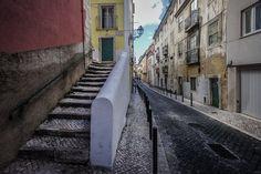 Portugal - Lisboa - Mouraria - Rua das Farinhas...