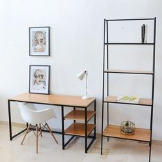 These 4 Living Room Trends for 2019 – Modells. Iron Furniture, Steel Furniture, Home Decor Furniture, Furniture Design, Living Room Trends, Interior Design Living Room, Home Office Design, Home Office Decor, Furniture Inspiration