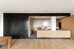 LCA Architetti (Luca Compri Architetti) - Project - Wood And Iron Apartment - Image-13