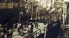 1922 Eylülü Tekirdağ iskelesi Yunan Üçüncü Kolordusunun Çekilmesi