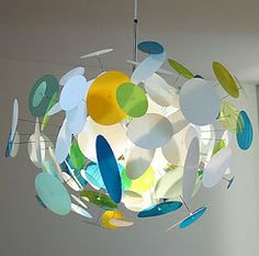 Such fun! Fixture by Marc Pascal.