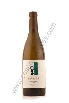 Vino blanco del Somontano variedad Gwüstraminer