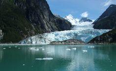 Parque Nacional Yendegaia. XII Región de Magallanes y Antártica Chilena. Prov. de Isla Grande del Fuego, Chile