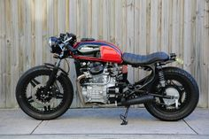 BRAT | CX500 by Double Barrel