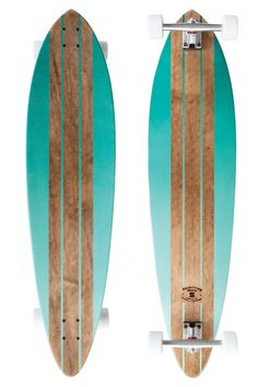 The most classic shape of all longboards this pintail is made to cruise. Our…