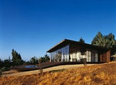 Deck House, Chile