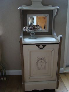 Antique Cabinet styled