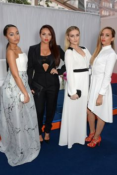 Women of The Year Awards: Little Mix win the Band Award