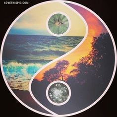 Ying Yang Pictures, Photos, and Images for Facebook, Tumblr, Pinterest, and Twitter