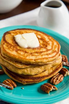 Recipe: Sweet Potato Pancakes