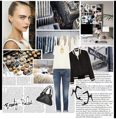 """""""""""I ain't no holla back girl"""" -."""" by the-importance-of-being on Polyvore"""